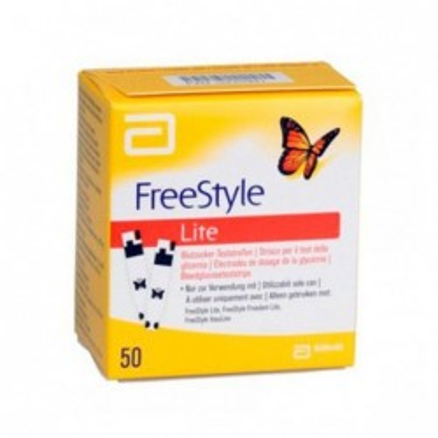 Freestyle Lite 50 Tiras