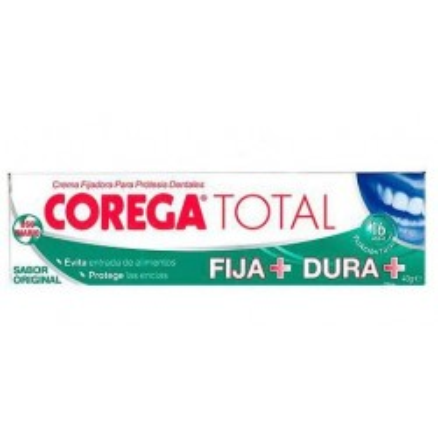 Corega Total Crema Fijadora...