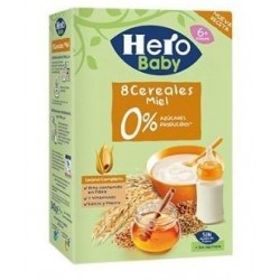Hero Baby 8 Cereales Con...