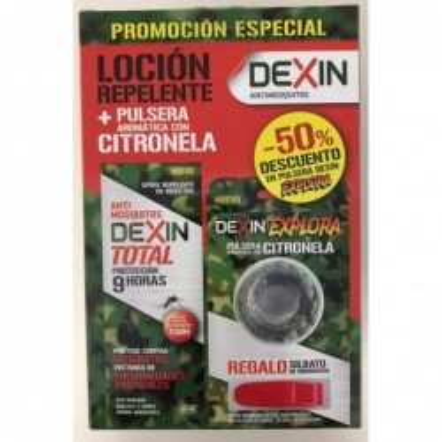 Dexin Pack promocional...