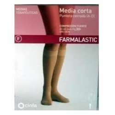 Media Corta Farmalastic...